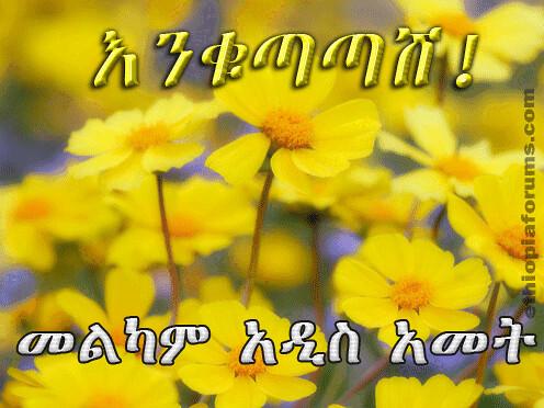 Ethiopian new year 2010 greeting cards ziesite enkutatash ethiopian new year greeting card get more flickr m4hsunfo