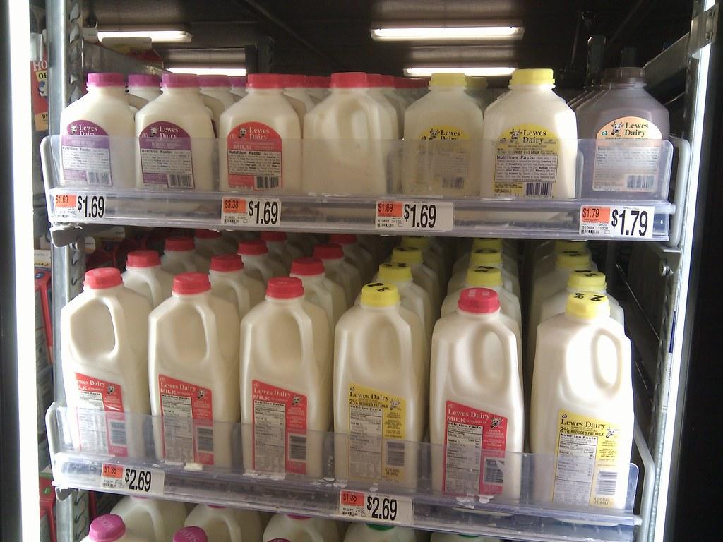 Quarts Of Milk