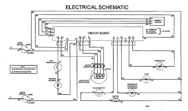 Wiring Diagram Ge Washer G153 - Wiring Diagrams Schematics