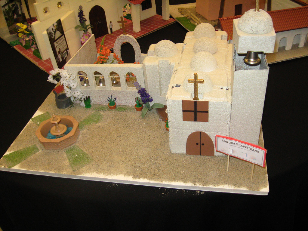 Mission San Juan Capistrano May 11