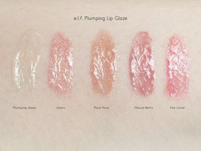 Lip Plumping Gloss by e.l.f. #17