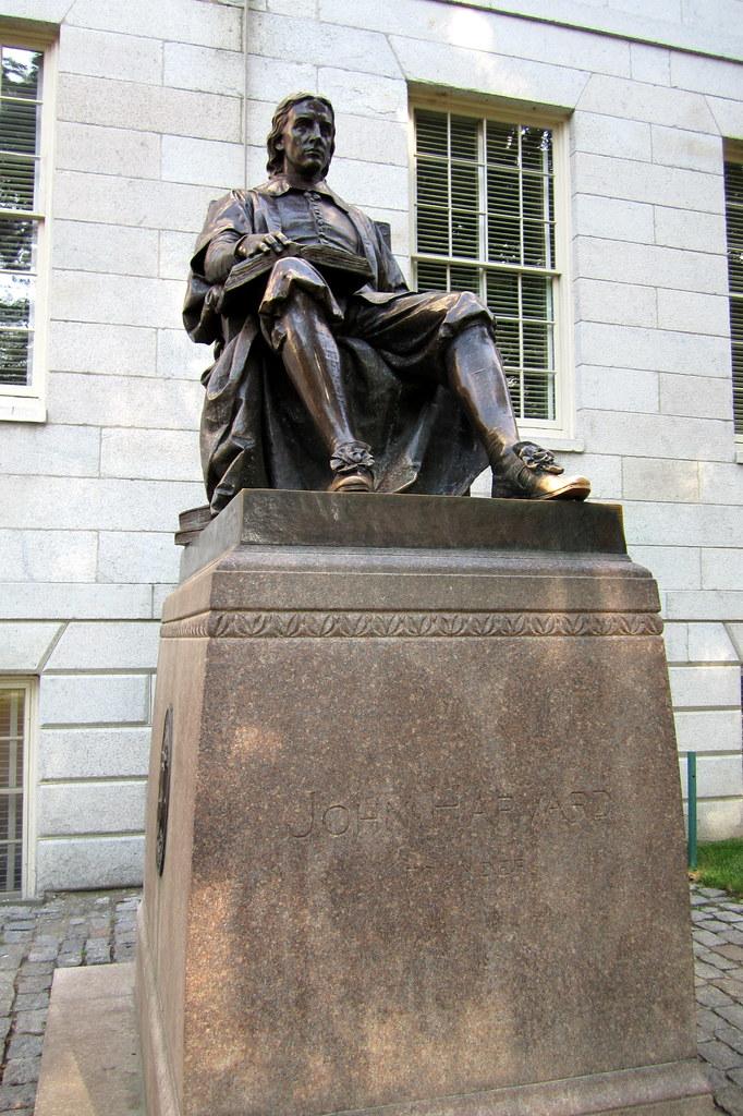 Cambridge Harvard Square Harvard University John Harv