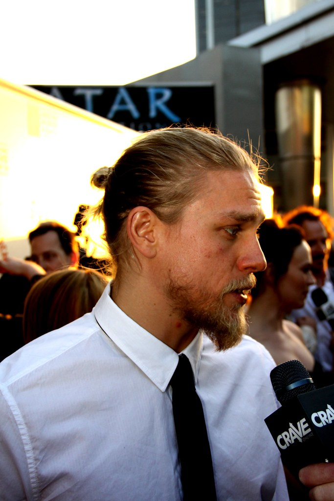Charlie Hunnam Aka Jax Teller From FXs Sons Of Anarchy
