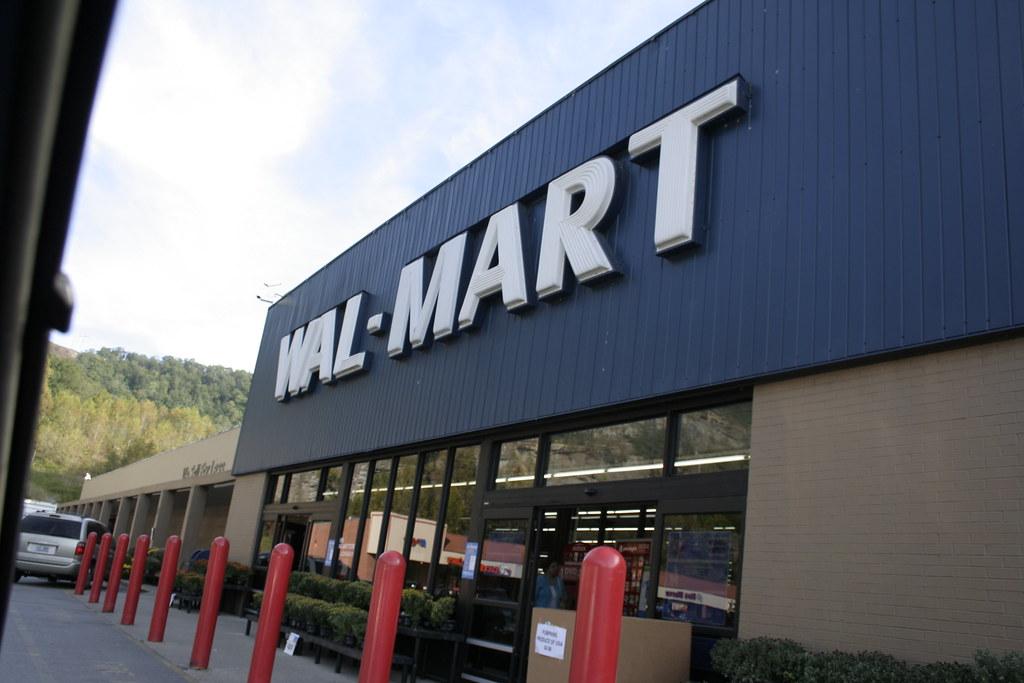WalMart Store 0696 Prestonsburg KY Greg Alexander Flickr