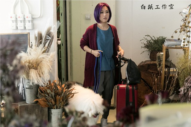 Love Off The Cuff Miriam Yeung with Dog