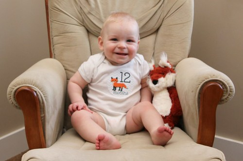 Jonathan is 12 Months Old!