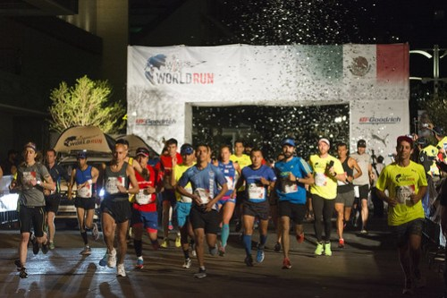 Wings for Life World Run México 2017