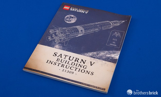 You Are Go For Launch With Lego Ideas 21309 Nasa Apollo Saturn V
