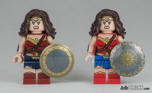 Lego 76075 - DC Comics Wonder Woman - Wonder Woman Warrior Battle