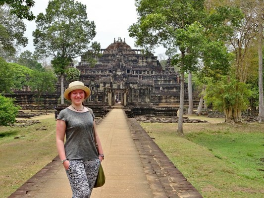 Angkor Thom, Siem Reap, Cambodia - the tea break project solo travel blog