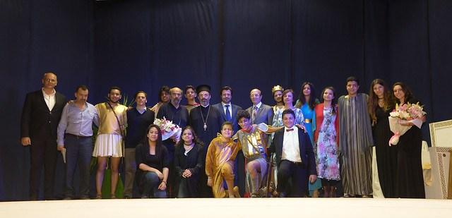 Θεατρική παράσταση Αβερωφείου (7.5.2017)