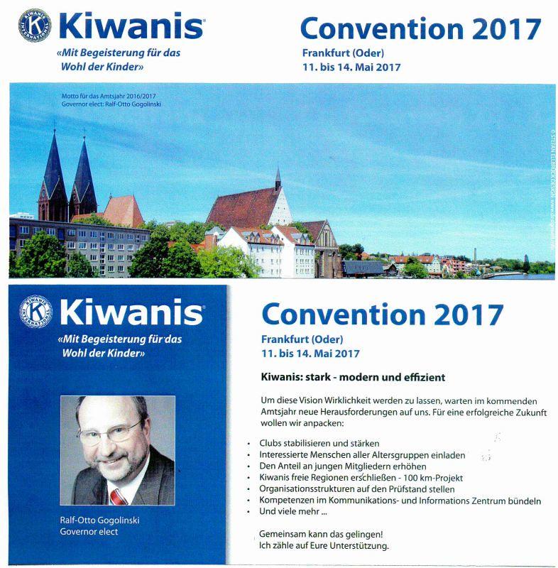 Kiwansis Convention Gogolinski