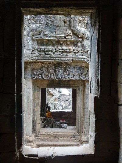 Siem Reap temples, Cambodia - the tea break project solo travel blog