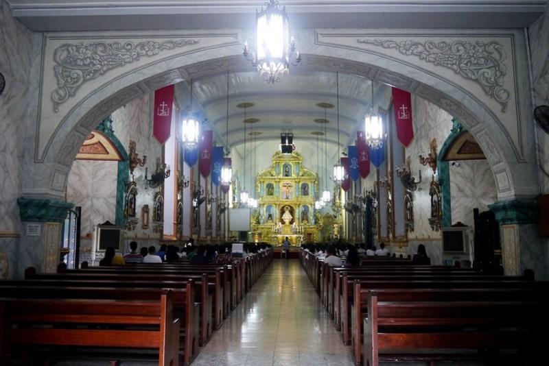 20141024_085210 San Pedro Macati Church
