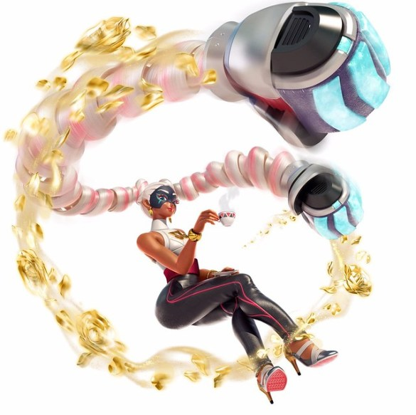 ARMS – Twintelle