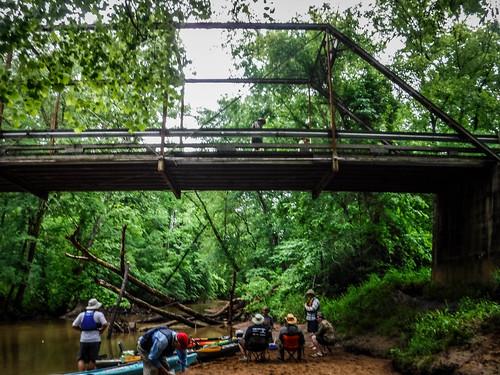 Patterson Steel Truss Bridge on Long Cane Creek-001