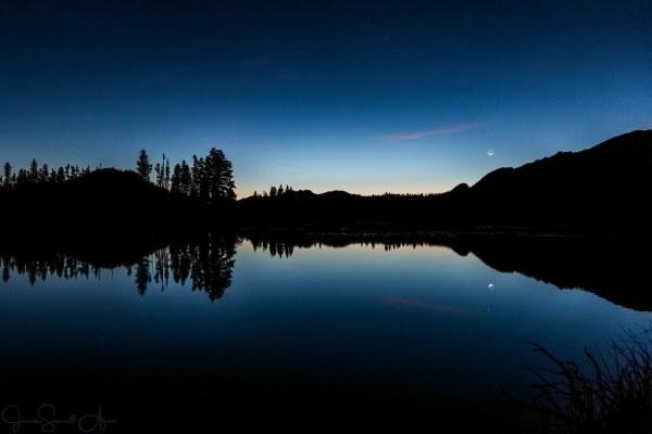 Rocky Mountain Dawn
