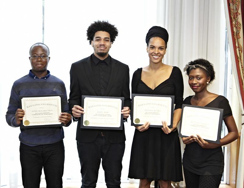 BASF 2015 Scholarship award luncheon