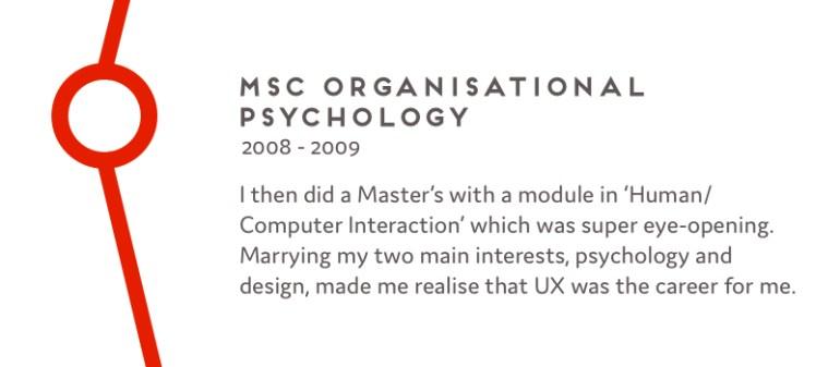 Msc Organisational Psychology