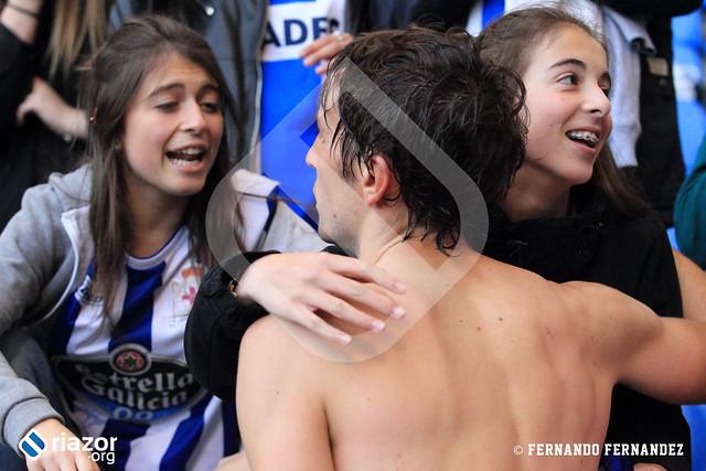 Temporada 16/17. RC Deportivo 3 - UD Las Palmas 0