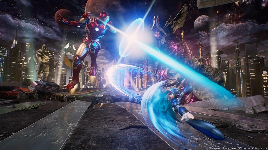 Marvel vs. Capcom: Infinite screenshots