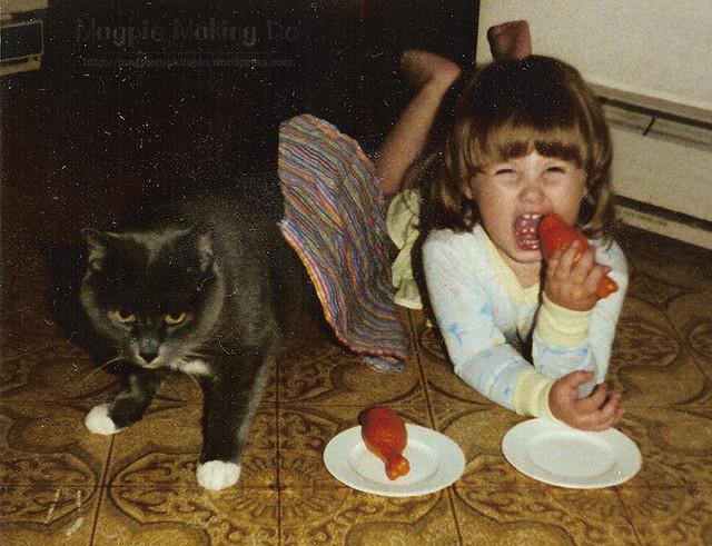 cat picnic