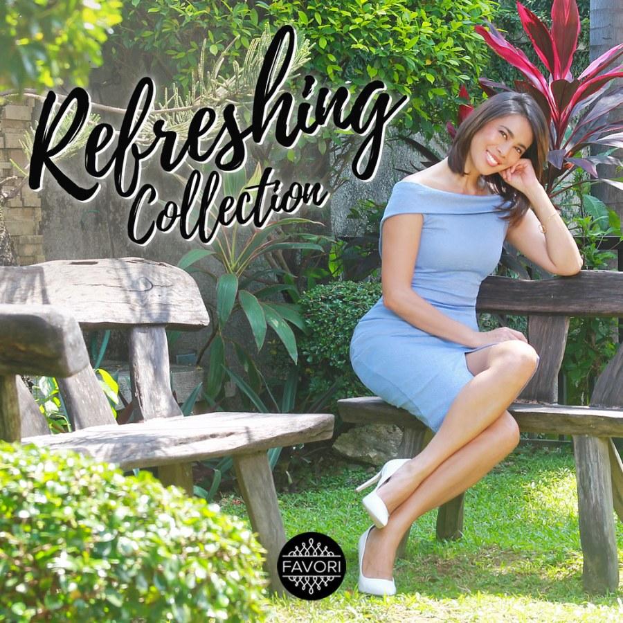 FAVORI Refreshing Aroma Collection 01 Angel Aquino