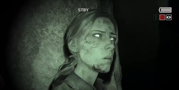 Image result for outlast 2 Lynn