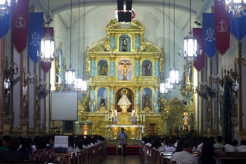 20141024_085224 San Pedro Macati Church