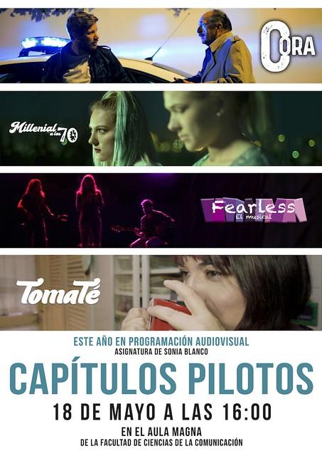 Cartel Pilotos PAV 2017