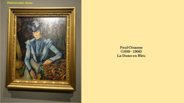 Paul Cézanne - La Dame en Bleu | Michel Lebel-Dumis | Flickr