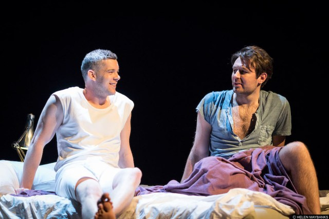Russell Tovey in Angels In America 2017 review