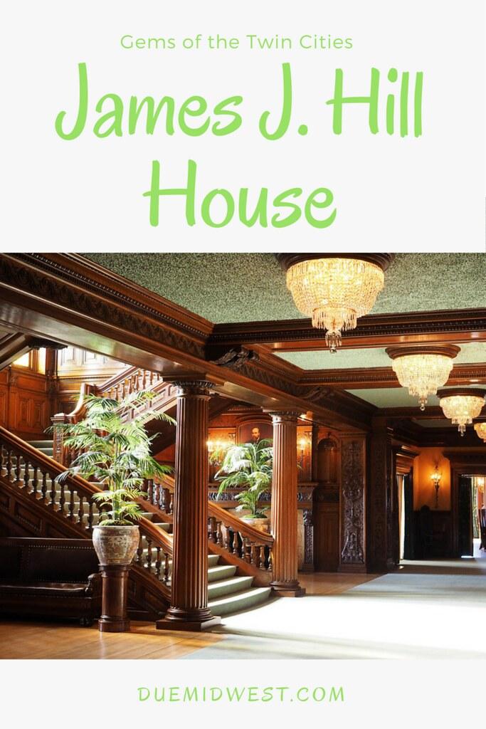 James J. Hill House - St. Paul, MN