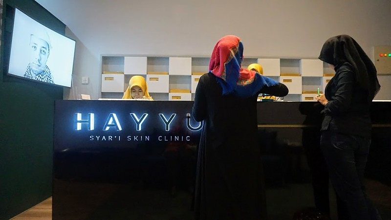Hayyu Syar'i Skin Clinic