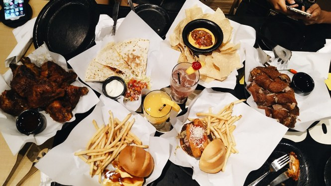 Wings and More at Buffallo Wild Wings
