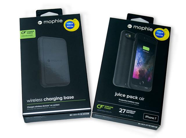 [開箱分享] mophie Qi 系列-juice pack air充電保護背蓋/充電底座 for iPhone 7 @ 鹹魚爸的3C新奇玩物開箱筆記 :: 痞客 ...