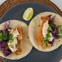 Recipe: Beer Batter Bacalao Tacos | #OhMyCod