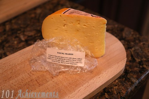 April Cheese of the Month