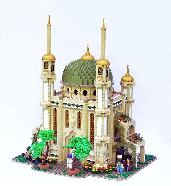 LEGO Mosquée