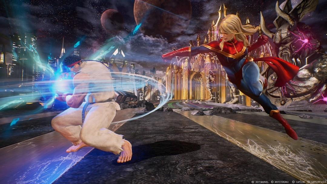 Marvel vs. Capcom: Infinite Story Trailer