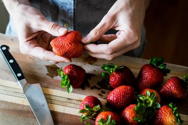 juicy, fresh-picked berries!