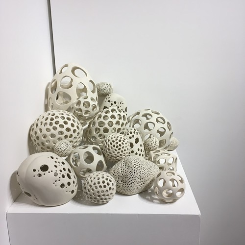 Samantha Dickie at Seymour Art Gallery