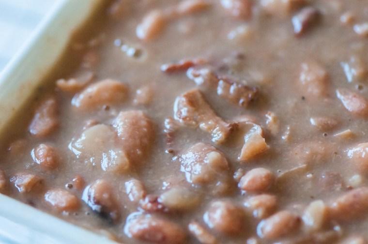 Bacon Pinto Beans