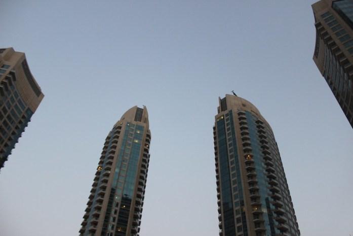 Donde alojarse en Dubai