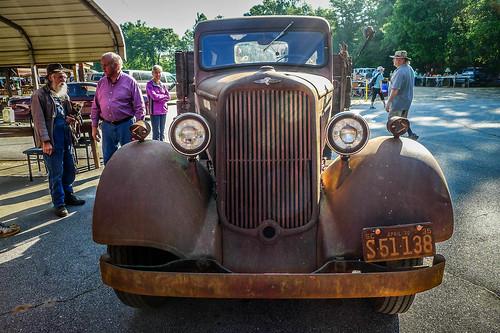 Robert Perry's Dodge Truck-002