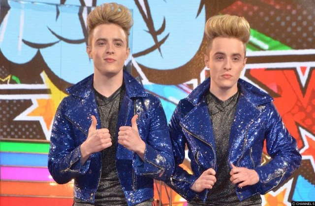 Are jedward gay?