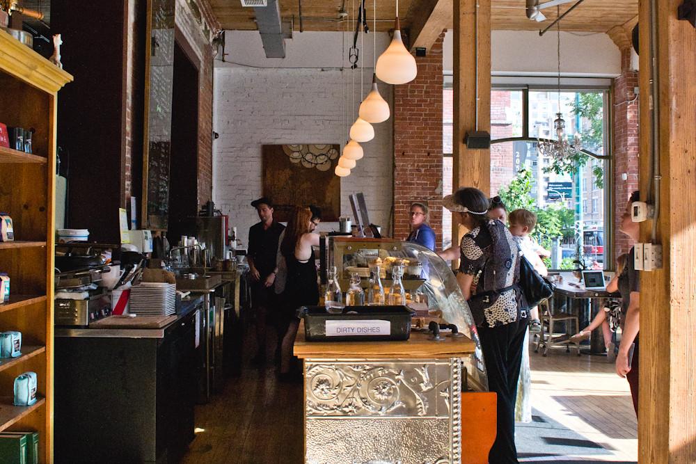 Dark Horse Espresso Toronto Coffee