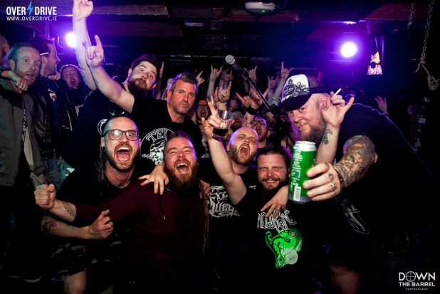 Metal 2 The Masses Ireland 2017 - The Final