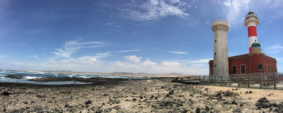 Faro del Toston Isla de Fuerteventura