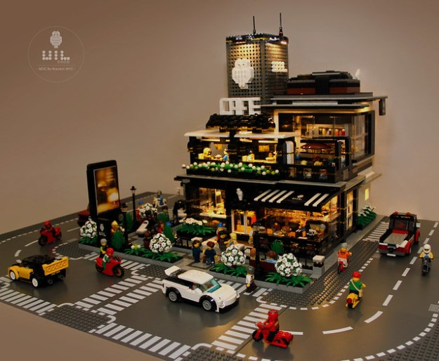 Lego Modular Archives The Brothers Brick The Brothers